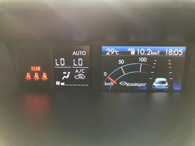 2.0i-Sアイサイト 4WD ナビ フルセグTV ETC(19枚目)