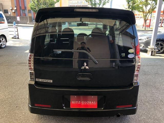 「三菱」「eKスポーツ」「コンパクトカー」「福岡県」の中古車5