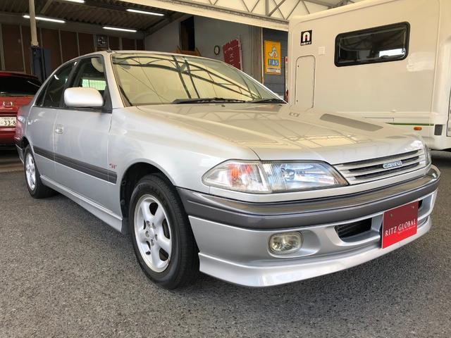 「トヨタ」「カリーナ」「セダン」「福岡県」の中古車3