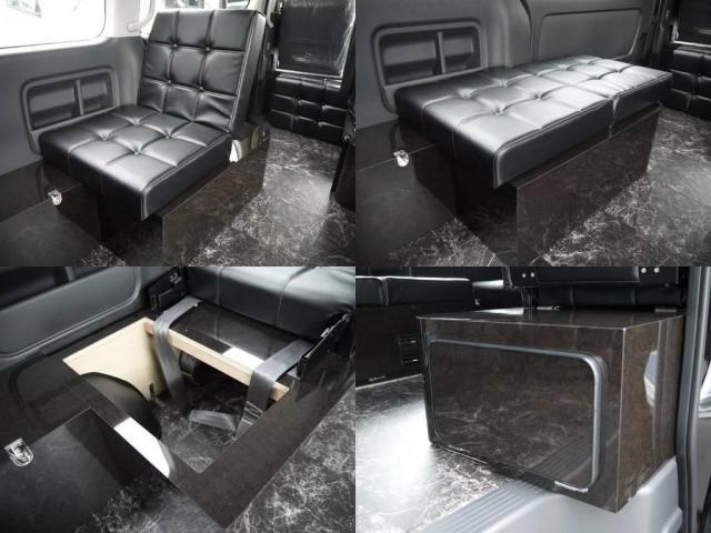 トヨタ ハイエースワゴン 2.7 GL ロング ミドルルーフ ラウンジ5α