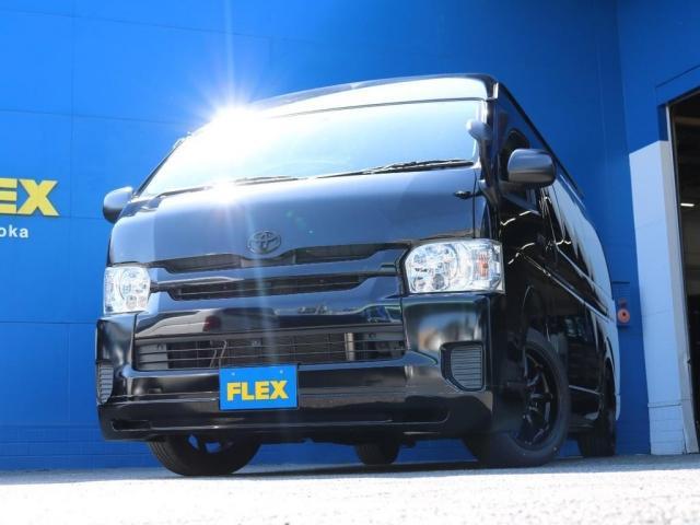SロングワイドDX 202ブラック リアヒーター リアクーラー 100Vコンセント 助手席エアバック LEDテールランプ アルミホイル ローダウン フロントスポイラー LEDヘッドランプ グリル塗装 フロントスポイラー(7枚目)