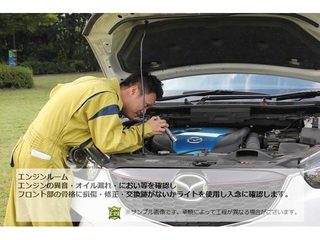 ロングDX GLパッケージ FLEXキャンピングカーNH TYPEII 車中泊 走行充電システム サブバッテリー カーテン フロントスポイラー 上開き式冷蔵冷凍庫40L 間接照明ダウンライト  アーバングランデ17インチAW(50枚目)