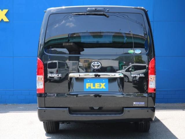 スーパーGL ダークプライムII FLEXベッドキットPKGFLEX ベッドキット Type2 FLEX DelfinoLineフロントリップスポイラー ROOK KELLY MX-III 17インチAWグッドイヤーナスカータイヤ(11枚目)