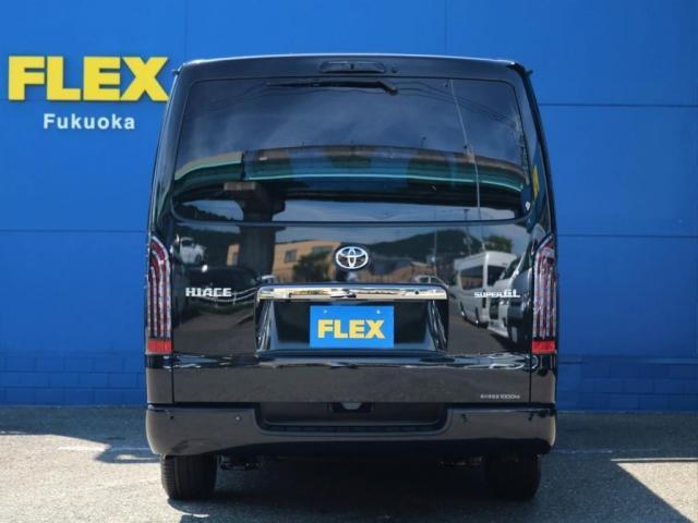 スーパーGL ダークプライムII カスタムPKGFLEX Delfinoraineフロントリップ FLEX 煌レッドLEDテールFLEX アーバングランデ 17inch AWグッドイヤーナスカーホワイトレタータイヤ(12枚目)