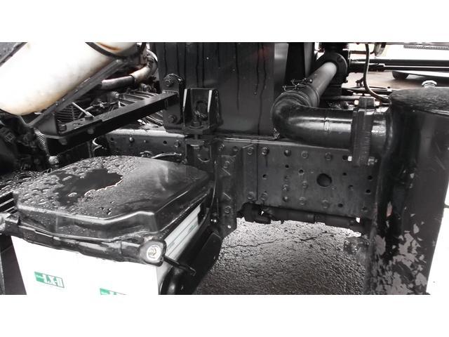 2.7tバキュームカー 糞尿車(17枚目)