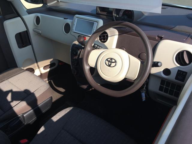 トヨタ ポルテ X メモリーナビ ワンセグ 左側パワースライドドア キーレス