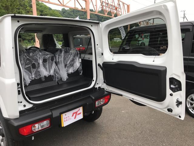XC 届出済未使用車 禁煙車 4WD スマートキー(13枚目)