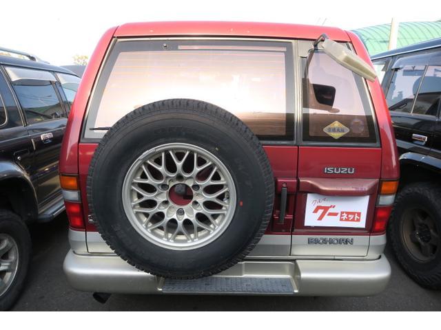 「その他」「ビッグホーン」「SUV・クロカン」「大分県」の中古車5