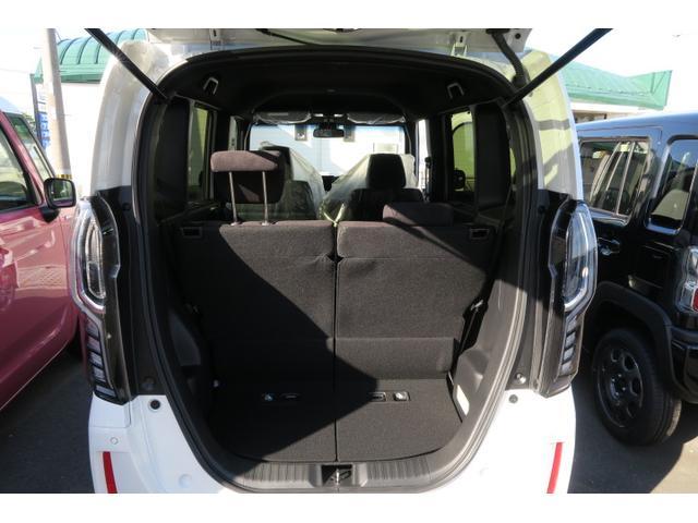 L 届出済み未使用車 左側電動スライドドア オートエアコン ステアリングスイッチ 戦争格納ミラー(18枚目)