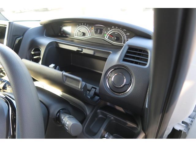 L 届出済み未使用車 左側電動スライドドア オートエアコン ステアリングスイッチ 戦争格納ミラー(22枚目)