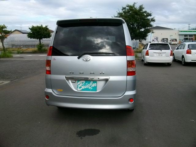 トヨタ ノア S純正エアロ両側スライドドアキーレスナビ
