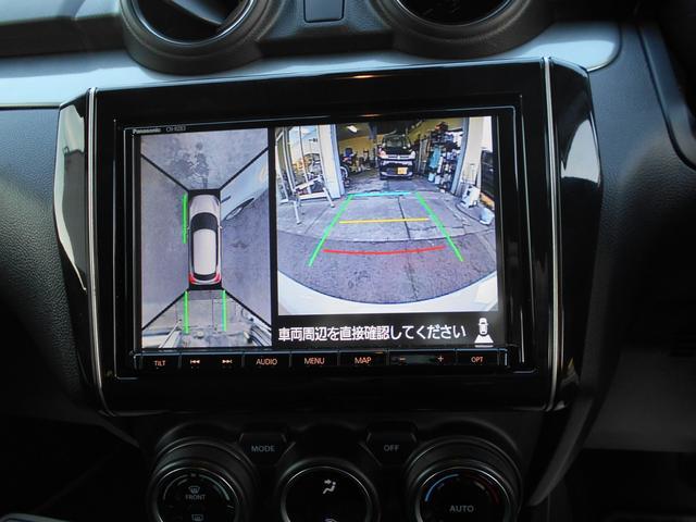 ハイブリッドSL8インチナビTV全周囲カメラドラレコETC(11枚目)