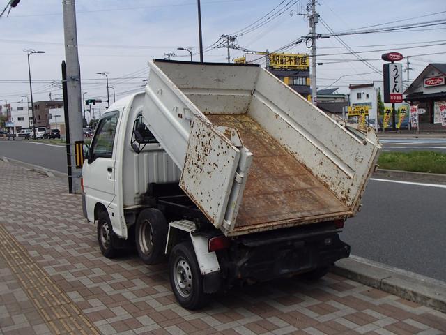 スバル サンバートラック 電動ダンプ オートマ エアコン