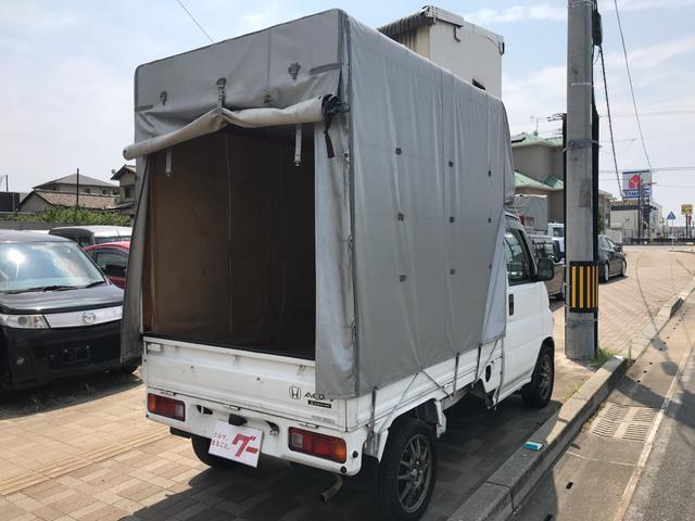 SDX 幌付 CD 社外14AW 最大積載量350kg(10枚目)