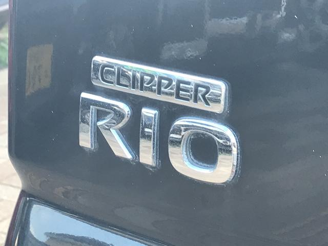 日産 クリッパーリオ E CD 両側スライドドア ライトレベライザー 運転席エアB