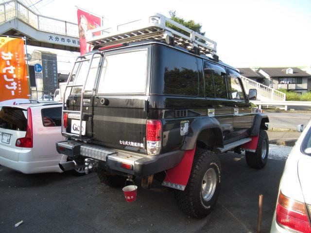 「トヨタ」「ランドクルーザー70」「SUV・クロカン」「大分県」の中古車5