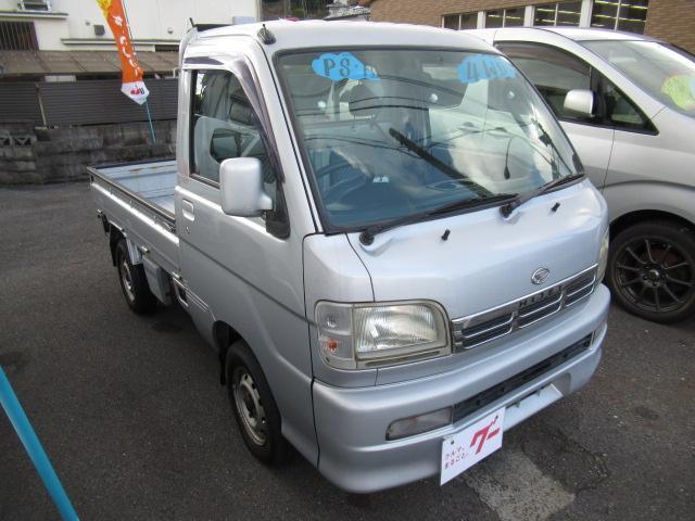4WD パワステ エアコン スーパーデフロック ETC(4枚目)