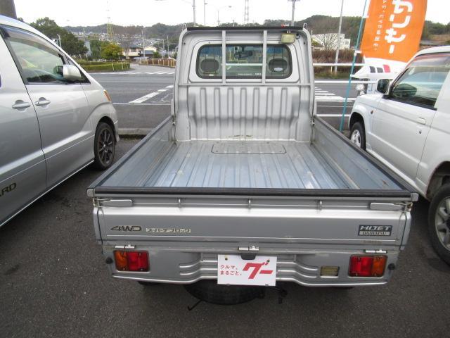 4WD パワステ エアコン スーパーデフロック ETC(6枚目)