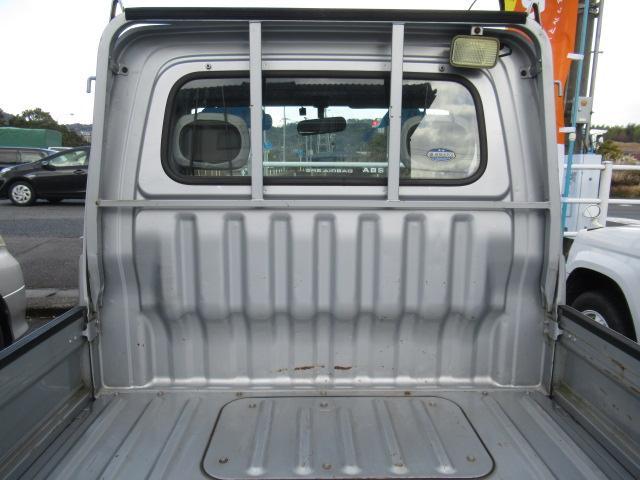 4WD パワステ エアコン スーパーデフロック ETC(8枚目)
