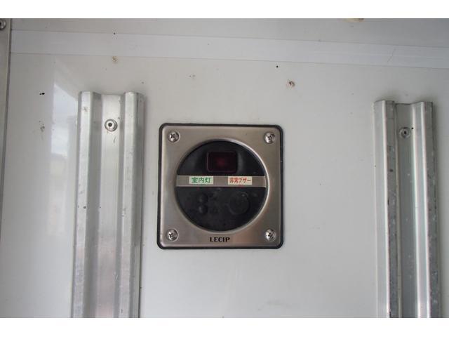 保冷車 高床 バックモニター付き 5速マニュアル(16枚目)