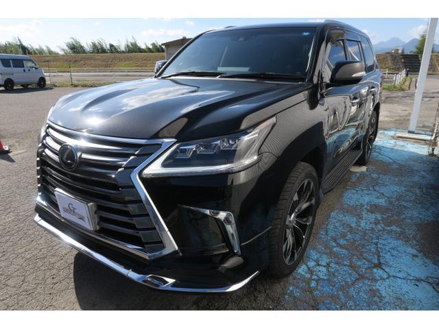 「レクサス」「LX」「SUV・クロカン」「大分県」の中古車4