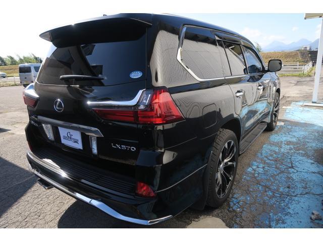 「レクサス」「LX」「SUV・クロカン」「大分県」の中古車7