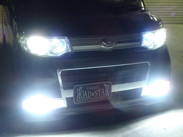 カスタムX-LTD ワンオーナー電動スライドドア HDDナビ(14枚目)