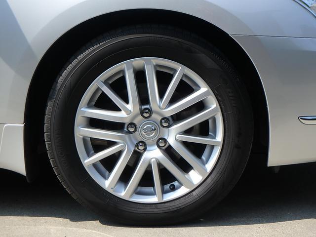 日産 ティアナ 250XL ワンオーナー車 純正HDDナビ オットマンシート