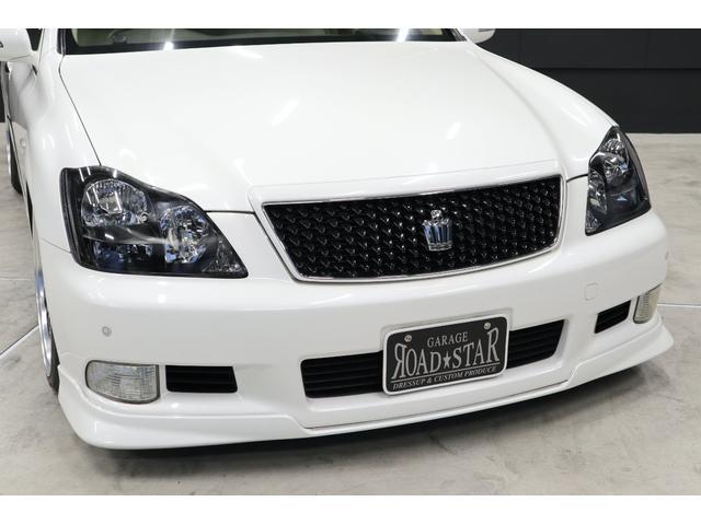 トヨタ クラウン RS アスリート仕様 60thスペシャルED HDDナビ