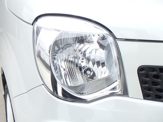 こちらはヘッドライトです。 四角や丸型形状のライトが多いですが、こちらのモコはとっても可愛いデザインのライトです。