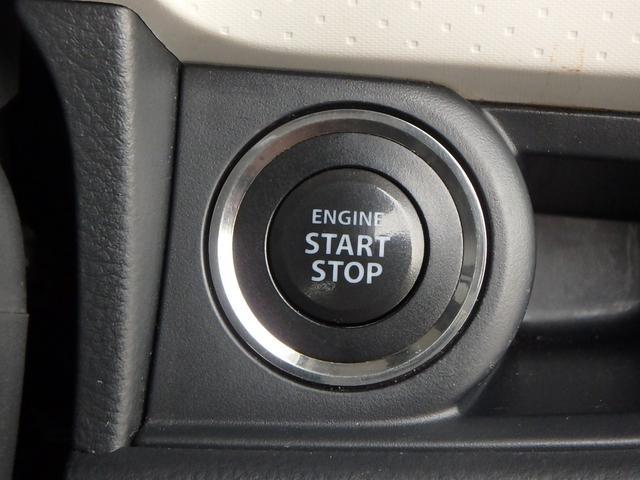 こちらはエンジンPUSHスタートボタンです。 このボタンに憧れていた方も多いと思います。 私もそうでした。 これからはカギを回す事無く指一本でエンジンPUSHスタート!