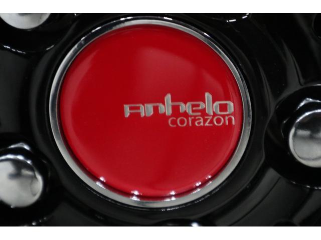 センターキャップは『限定モデル用の赤キャップ』を装着しています。とてもスポーティーテイストになってボディーとの相性もイイです。尚、どぉーしても赤キャップが嫌いだって言う方は通常の黒キャップに戻せます。