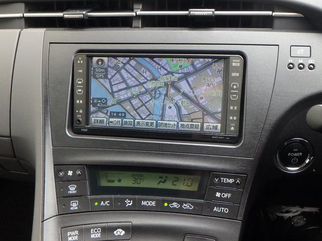 オーディオは、純正のHDDナビゲーションです。地図だけでなく、CD録音/再生のミュージックサーバーや、DVDビデオ再生等、とてもマルチにお使い頂けます。