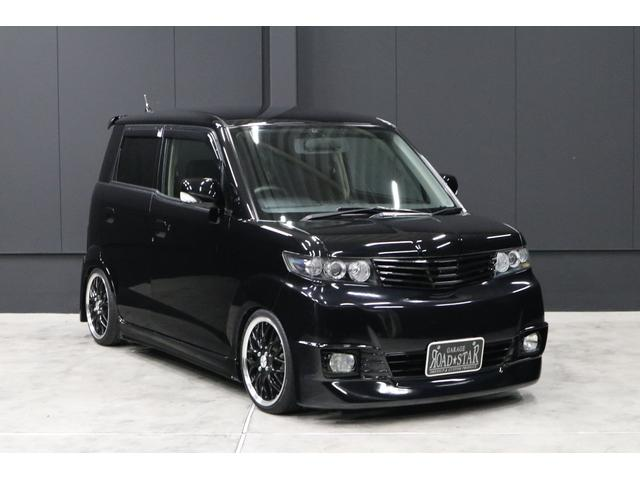 経済的な軽自動車が欲しいんだけどノーマルでは物足りないって言う方には特におススメです。人気のブラックボディーをベースに黒死蝶バタフライシステムのコンプリート仕様です。きっと満足して頂けると思います。