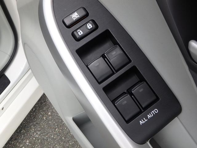 運転手席ドアに有る集中パワーウィンドウスイッチです。運転手席だけでなく全ての窓がオートスイッチになっています。スゴイ!