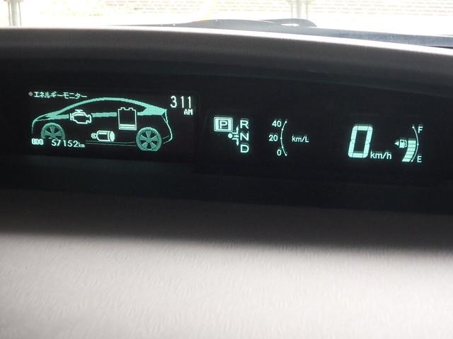 ご覧の通りメーター機は全てデジタル表記になっています。つくづく今時の車だって実感します。