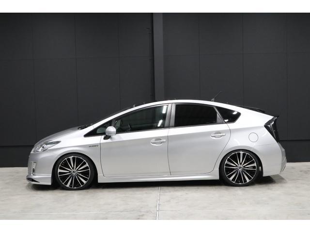 S サンルーフ SDナビ 新品エアロ 新品19AW新品車高調(2枚目)