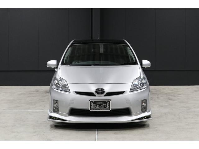 S サンルーフ SDナビ 新品エアロ 新品19AW新品車高調(4枚目)