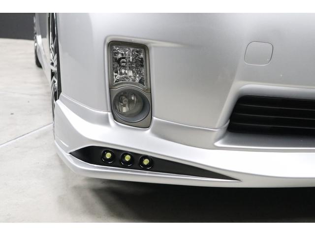 S サンルーフ SDナビ 新品エアロ 新品19AW新品車高調(15枚目)