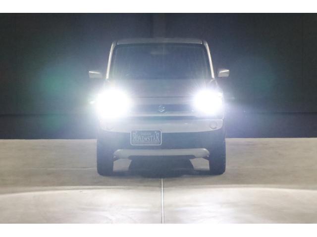 Gタイプ ちょい上げ仕様 新品ロクサーニ15インチホイール 新品MUDタイヤ 新品シルクロードUPキット カロッエリアHDDナビ アイドリングSTOP シートヒーター LEDライト(5枚目)