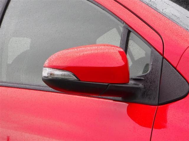 ■ドアミラーウインカー装備で全体的にスタイリッシュになり、しかも対向車からの視認性もグッドです!