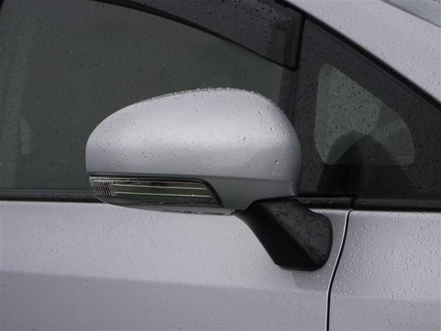 相手からの視認性に優れたドアミラー型の方向指示器です。事故を未然に防いでくれる装備かもしれませんね。