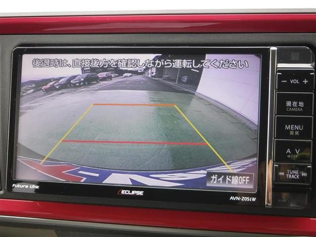 【バックモニター】カメラで後方の映像が写りますので、車庫入れが苦手な方のサポートをしてくれます♪