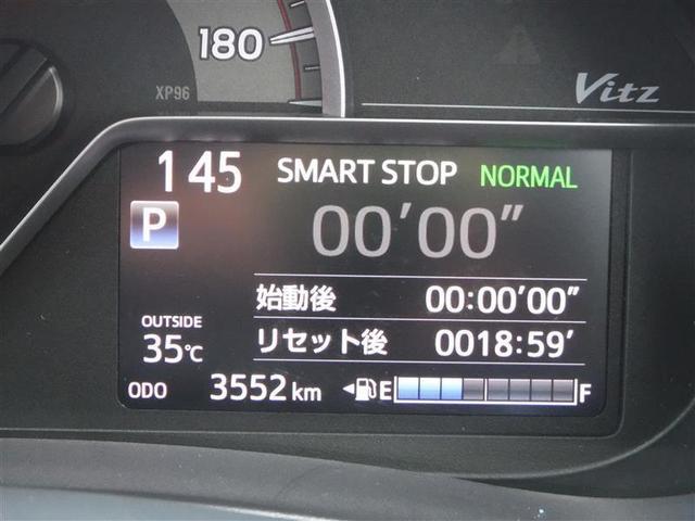 撮影時の走行距離は3,552kmです。安心のロングラン保証付きです。