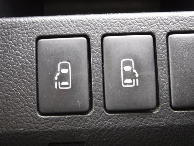 両側電動スライドドア付きです♪運転席側と助手席側のスライドドア―の開閉は運転席からでもワンタッチでできます♪
