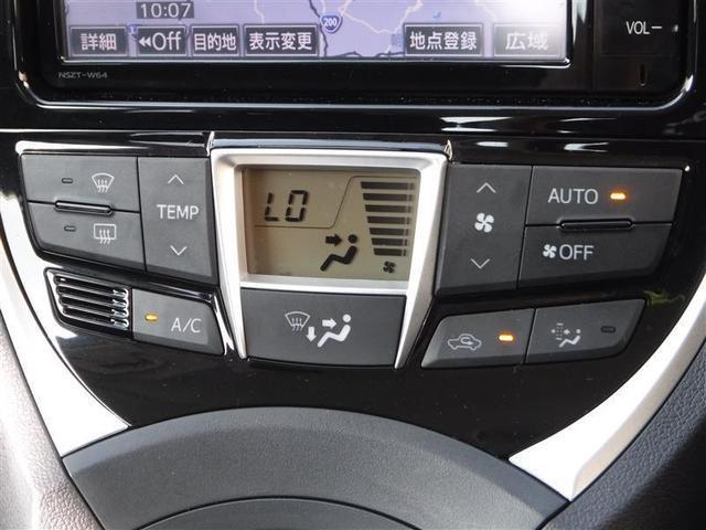オートエアコン付きで快適なドライブをサポートしてくれます♪