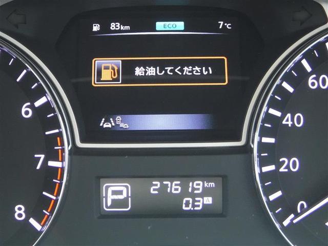撮影時の走行距離は27,619kmです。安心のロングラン保証付きです。