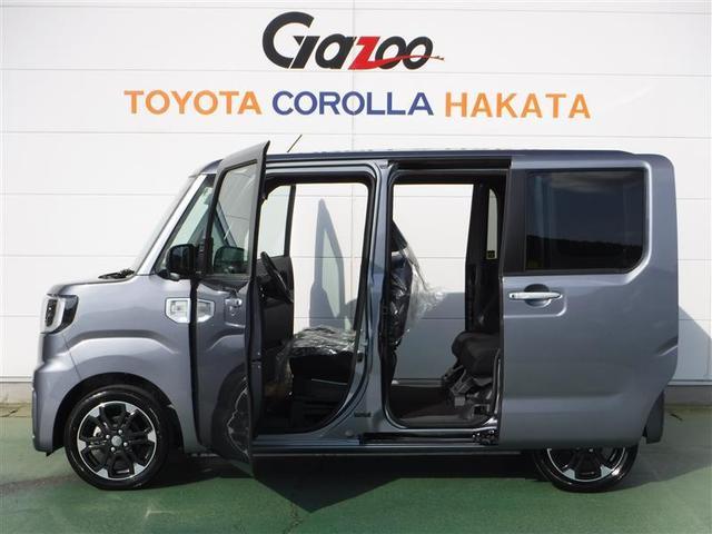 GターボリミテッドSAIII 衝突軽減ブレーキ ベンチシート LEDヘッドライト 両側電動スライドドア 新車保証継承(2枚目)