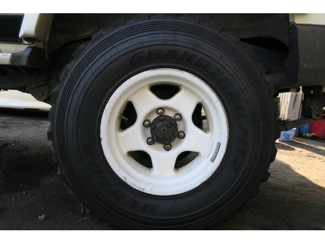 トヨタ ランドクルーザー70 ZX 公認車 ウォーンウィンチ ブラッドV16AW