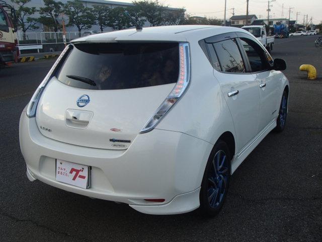「日産」「リーフ」「コンパクトカー」「大分県」の中古車6